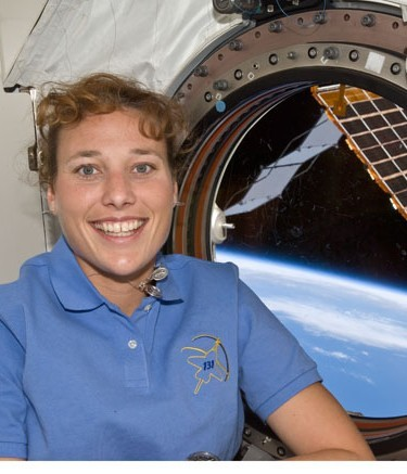 Dottie Metcalf-Lindenburger Astronaut
