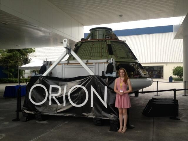 Orion Era Astronaut Abby