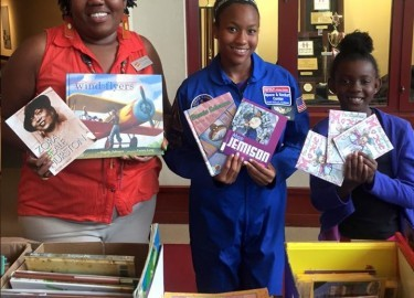 Mars Generation Taylor Book Drive