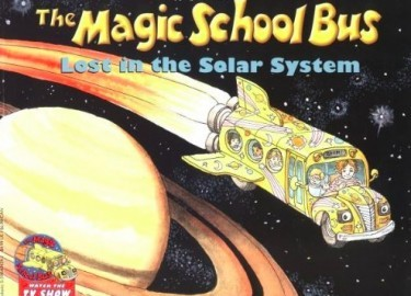 Magic School Bus Solar System