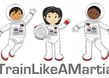 Train Like An Astronaut Martian