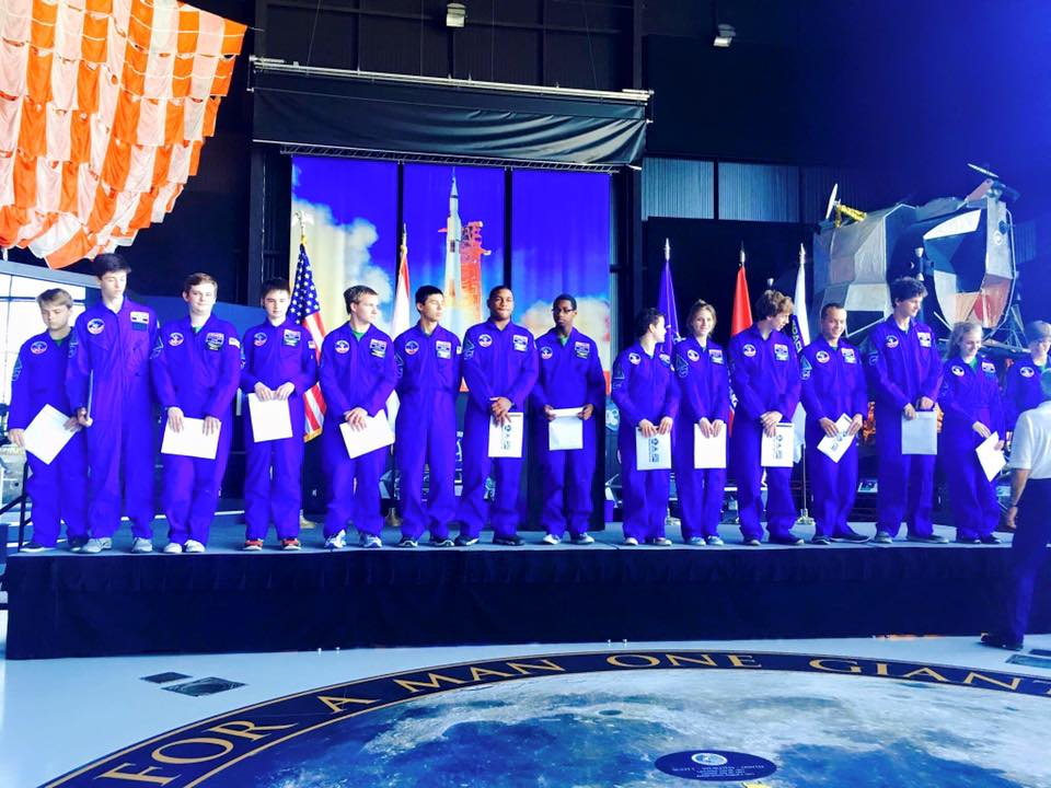 The Mars Generation Space Camp Scholarships