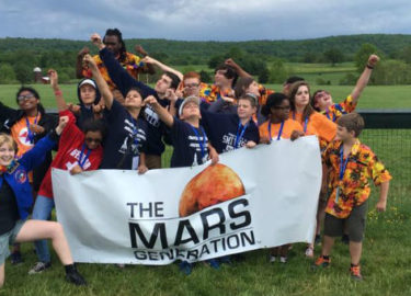 Members Of The Mars Generation: Check Out Our Inspiration Contest!