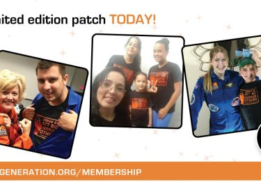 FINAL Founding TMG Membership Campaign: Get your limited edition patch today!