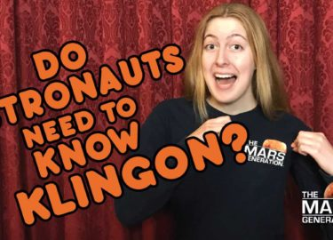 Astronaut Requirements: What languages do astronauts need to know? | #AskAbby Space and Science Show