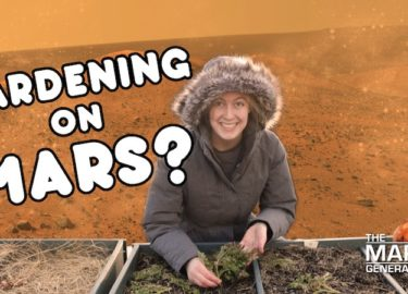 How will humans grow food on Mars? | #AskAbby Space and Science Show | The Mars Generation