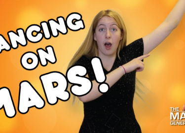 Dancing on Mars   #AskAbby Space and Science Show   The Mars Generation