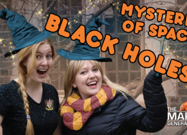 What Are Black Holes Made Of?   #AskAbby Space and Science Show   The Mars Generation