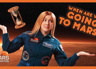 When Are We Going To Mars? | #AskAbby Space and Science Show | The Mars Generation