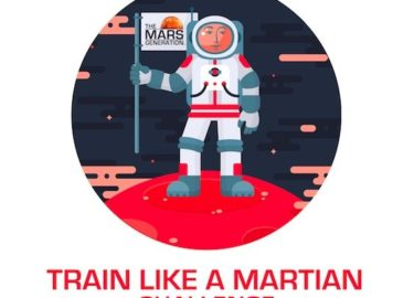 Get Moving And Challenge Your Friends To #TrainLikeAMartian 2018