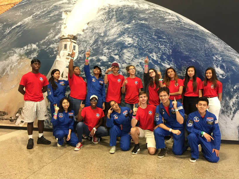 Student Space Ambassador The Mars Generation