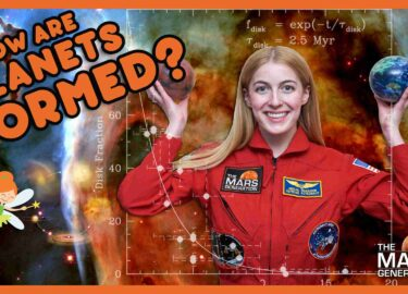 How Do Planets Form_AskAbby_Homeschool Edition_The Mars Generation_Season 3_Episode 10