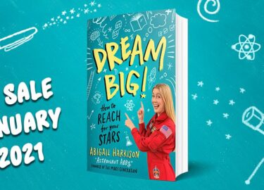 Dream Big! Cover_Abigail Harrison_ALA Review_The Mars Generation